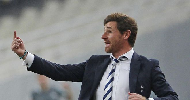 Andre Villas-Boas: Tottenham boss comes up against his former club on Saturday