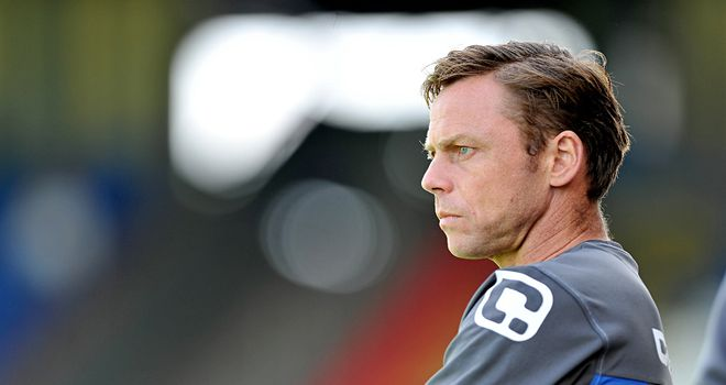 Paul Dickov: Doesn't expect to be busy in the transfer market