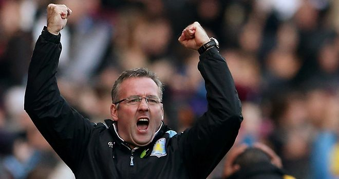 Paul Lambert: Confident ahead of Villa's trip to Swindon in the Capital One Cup