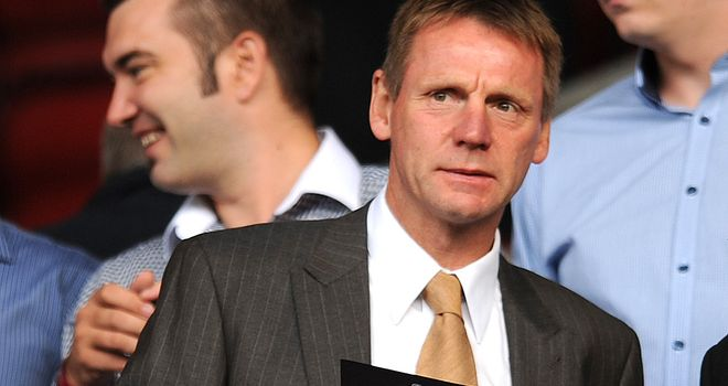 Stuart Pearce: Has named his squad for England's qualifier against Serbia