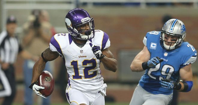 Percy Harvin: Returned the opening kick-off for a 105-yard touchdown