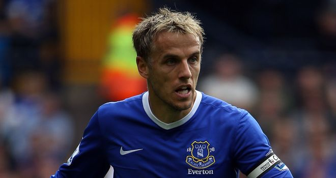 Phil Neville: Can't enjoy Merseyside derby due to the pressure