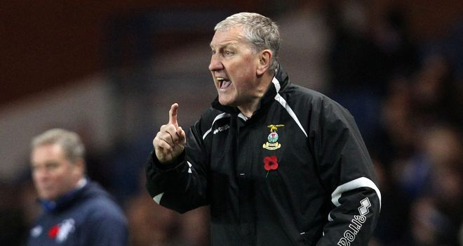 "Terry Butcher: ""It was a hell of a game"""