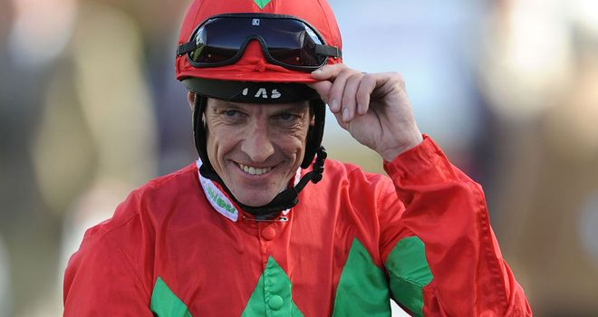 Hughes: Out of luck at Kempton in his own race