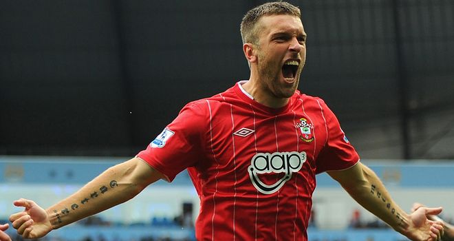 Rickie Lambert is looking forward to a reunion with Grant Holt