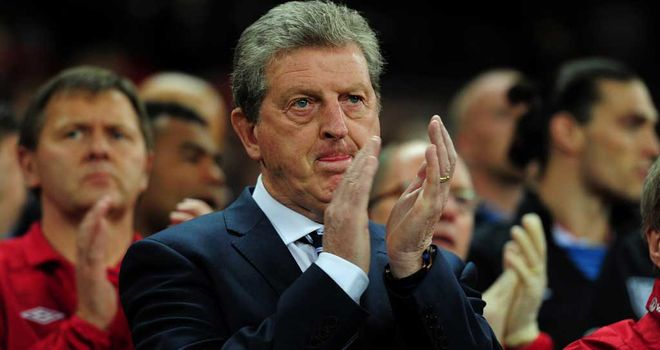 Roy Hodgson: Prepared for World Cup qualifier against Poland