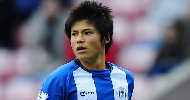 Ryo Miyaichi: Hoping to return from injury in Wigan's clash with Reading a week on Saturday
