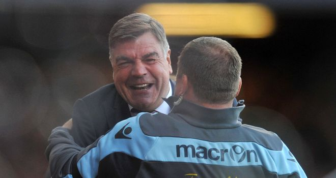 Sam Allardyce: Loving life at West Ham and looking for a longer-term stay