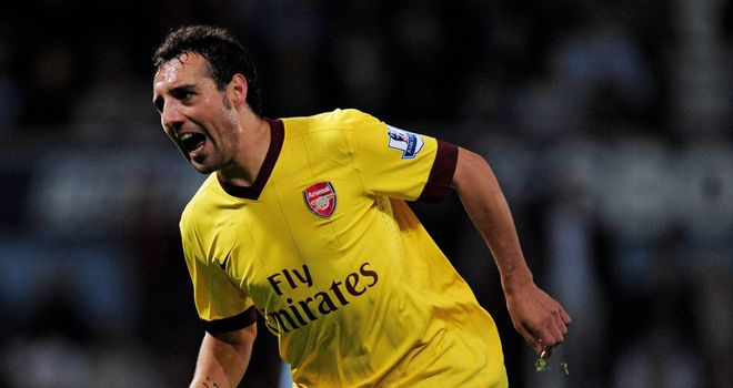 Santi Cazorla: Backed to make big strides at Arsenal by Del Bosque