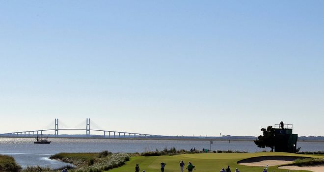 The Seaside Course at Sea Island is a 7,055-yard par 70