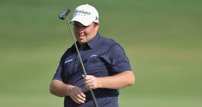 Shane Lowry: Delighted to register his first win as a professional