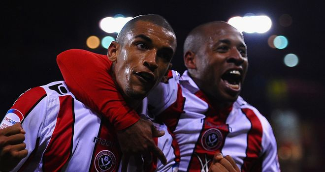 Nick Blackman: Equalised for the Blades