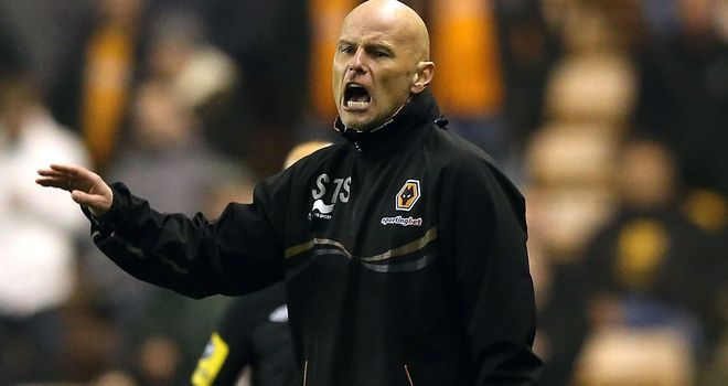 Worrying times for Stale Solbakken and his Wolves side