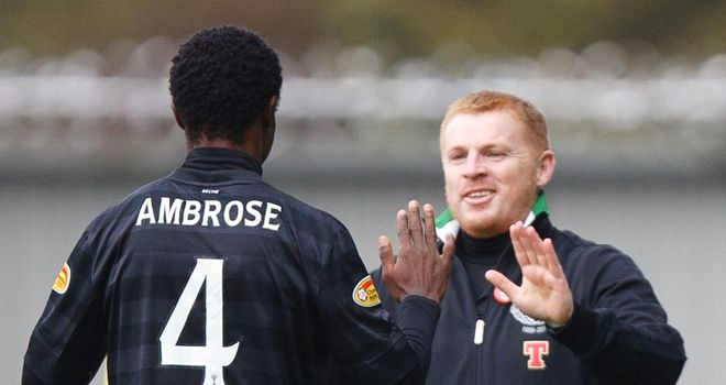 Neil Lennon: Will make late call on whether to play Efe Ambrose against Juventus