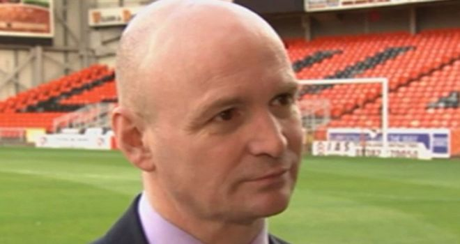 Stephen Thompson: Dundee United chairman demands Rangers to earn back their place in the Scottish Premier League