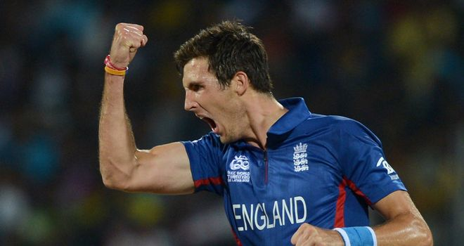 Steven Finn: England fast bowler has taken 66 wickets in 16 Tests
