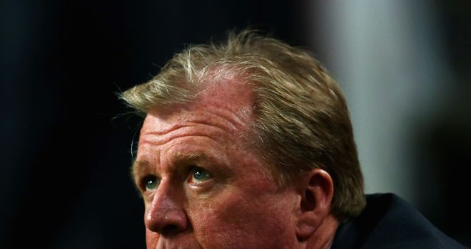 Steve McClaren: Knows more is needed