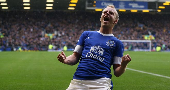 Steven Naismith: Everton man insists he was right not to transfer his contract to Charles Green at Rangers