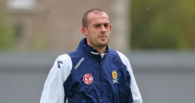 Steven Fletcher: Scotland striker hoping to fire the nation to Brazil in 2014