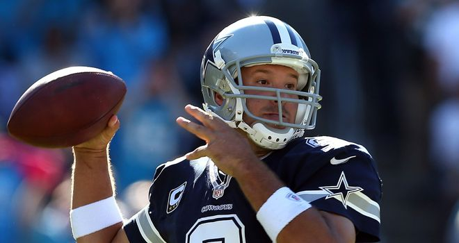 Tony Romo: Committed to the Cowboys until 2019