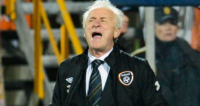 Giovanni Trapattoni: Ireland manager expects to stay in charge after victory over Faroe Islands