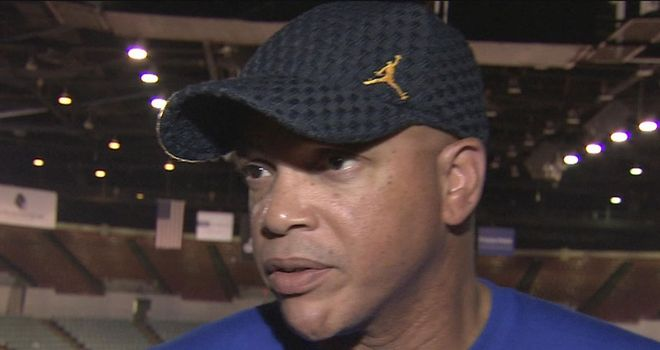 Virgil Hunter: Looking to clear Amir Khan's mind