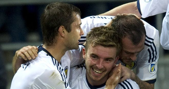 If Scotland are to be celebrating on Tuesday they'll need to win their battles against Belgium