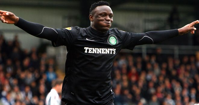 Victor Wanyama: Linked with Saints switch