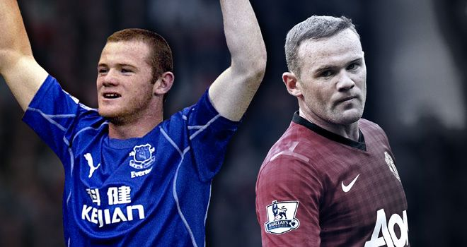 And here's one we made earlier to fit our Wayne Rooney agenda