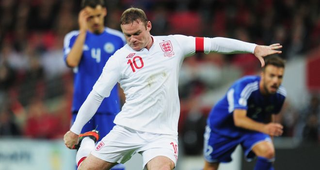 Wayne Rooney: Expecting a difficult game against Poland next week