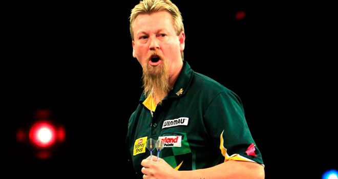 Simon Whitlock: In form and victorious in Crawley