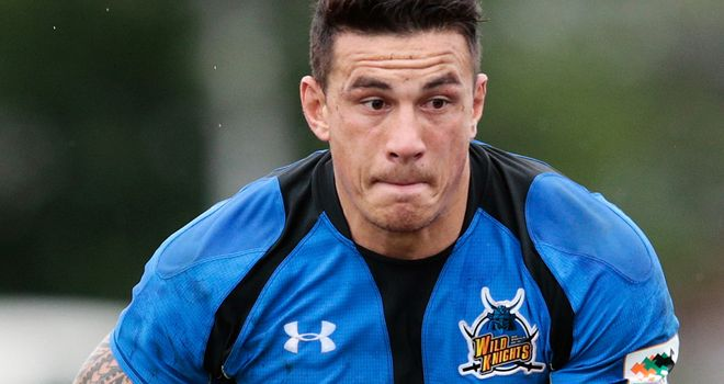 Sonny Bill Williams: Has had surgery on his damaged pectoral muscle
