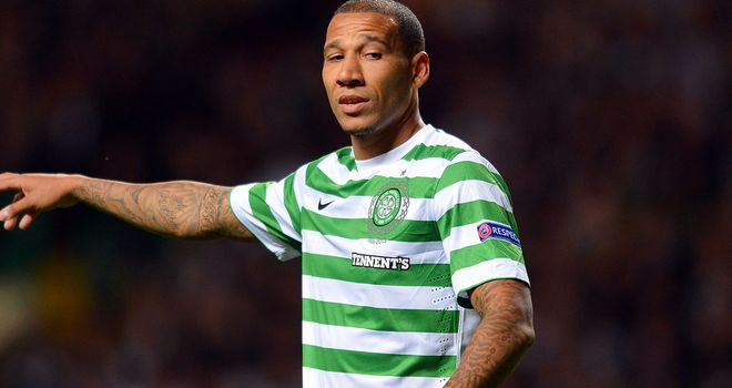 Kelvin Wilson: Left in Lennoxtown