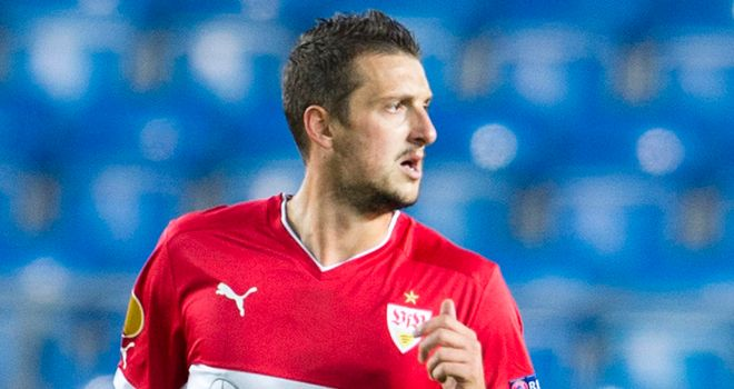 Zdravko Kuzmanovic would like a move to Serie A, despite interest from Arsenal