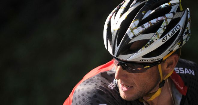 Lance Armstrong: Admitted using performance-enhancing drugs