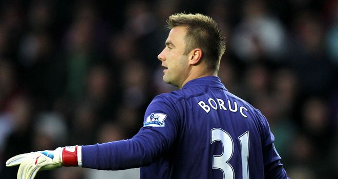 Artur Boruc: Southampton are investigating an incident involving the keeper