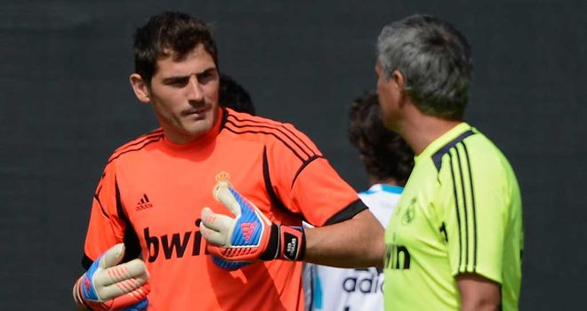 Iker Casillas and Jose Mourinho: No leaks from keeper