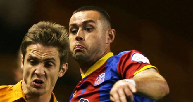 Damien Delaney: Crystal Palace boss Dougie Freedman delighted with defender