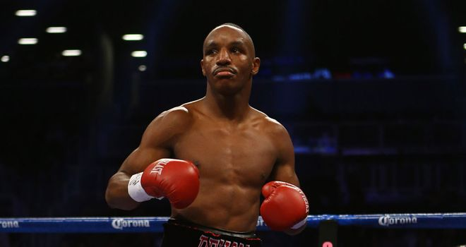 Devon Alexander: Expects to outclass challenger Kell Brook