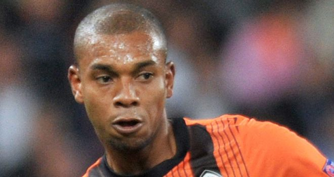 Fernandinho: Says he would go 'wild' if faced with racism on the pitch