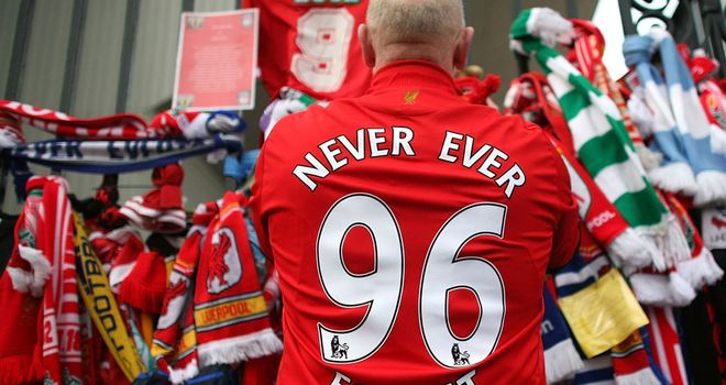 Hillsborough Disaster: 96 Liverpool fans were killed in 1989 following an FA Cup semi-final at the Sheffield Wednesday ground