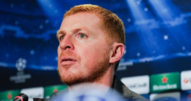 Neil Lennon: Has issued a rallying call to his Celtic squad