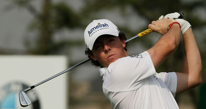 Rory McIlroy: Focused on wrapping up Race to Dubai crown