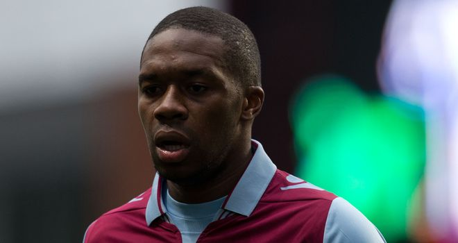 Charles N'Zogbia: Prepared to fight for his place at Aston Villa under Paul Lambert