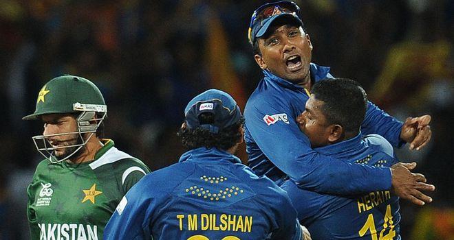 Sri Lanka: one game from glory