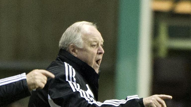 Craig Brown: Aberdeen boss had no case for the defence