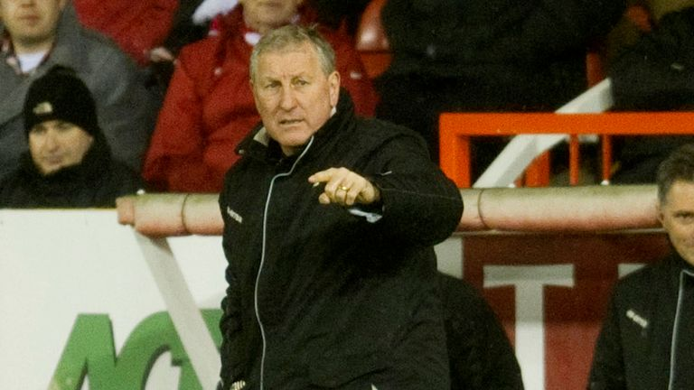 Terry Butcher: Inverness boss relieved to see his side overcome Ross County