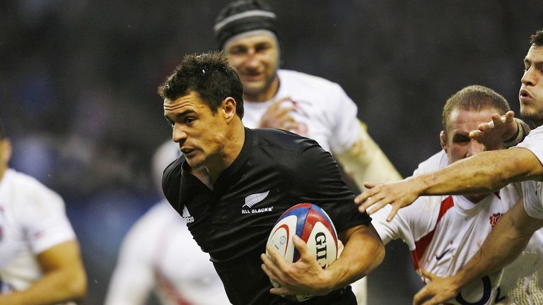 Dan Carter: Linked with move to Toulon