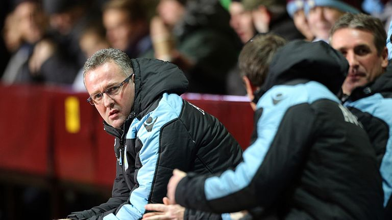 Paul Lambert: Has resolved his dispute with former club Norwich