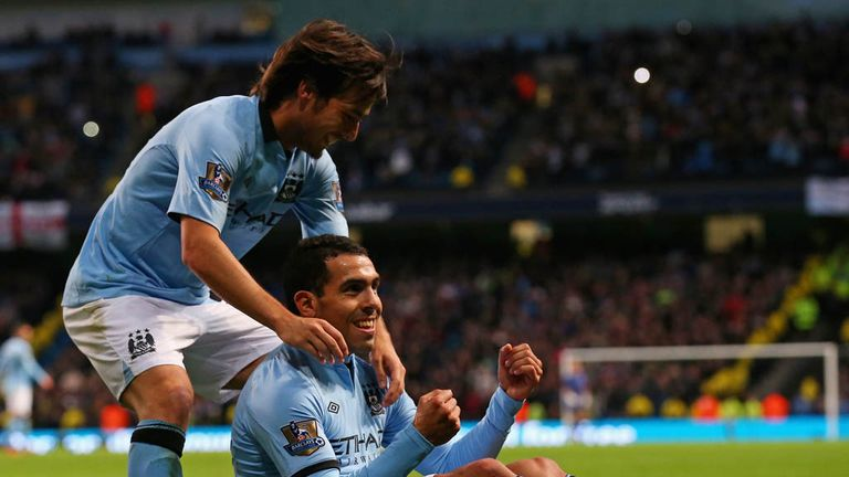 Carlos Tevez: Manchester City striker disqualified from driving